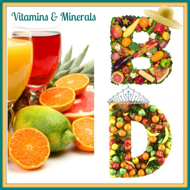 Vitamins&Minerals
